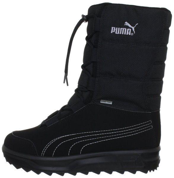 Puma Borrasca III GTX® Jr 301860 - Botas de cuero para niños