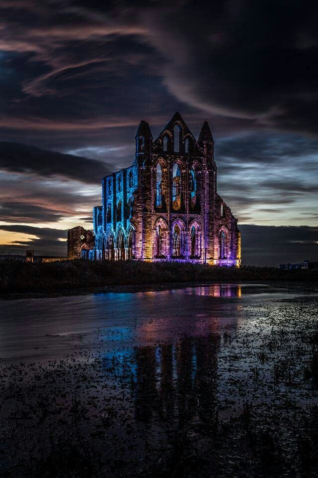 Whitby Abbey, Yorkshire, England