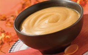 Nestlé Bebé | Crema de tomate y patata con yema de huevo