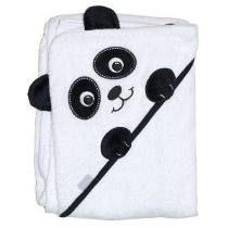 Extra Large 40 X30 Absorbente Toalla Con Capucha Panda Fre                                                                                                                                                     Más