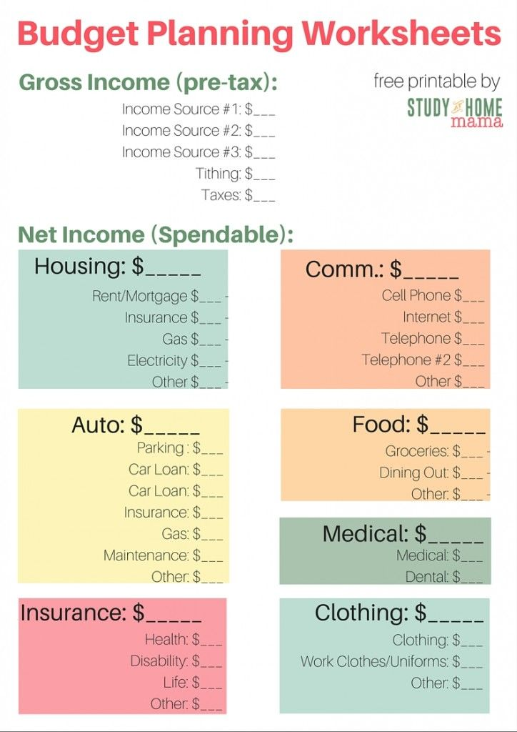 Best 25+ Monthly budget printable ideas on Pinterest Free budget - budget form