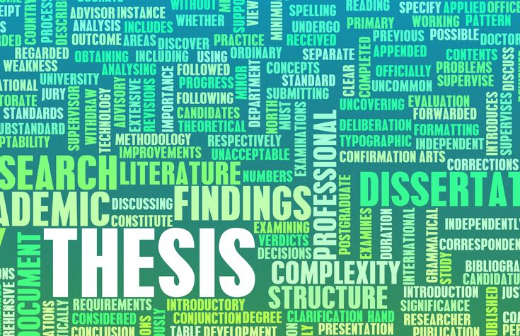 Thesis writing practice tips phd