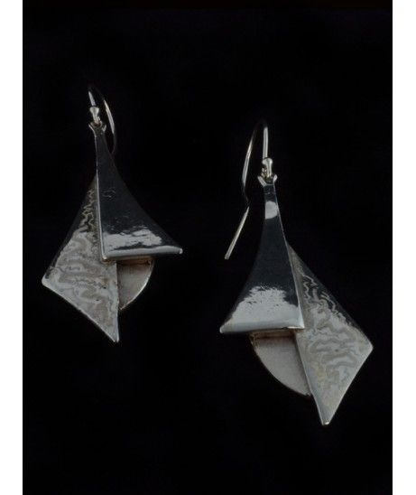 Sterling Silver Earrings - Maramila