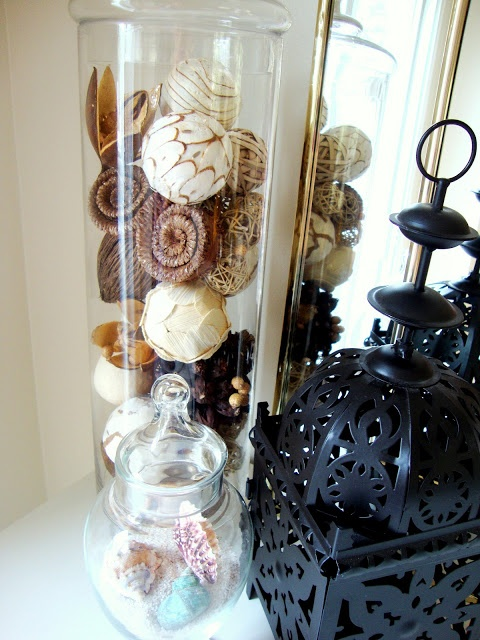 Honey Sweet Home: Bits of Summer - Easy Summer Decorating