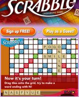 Scrabble Online at Pogo.com