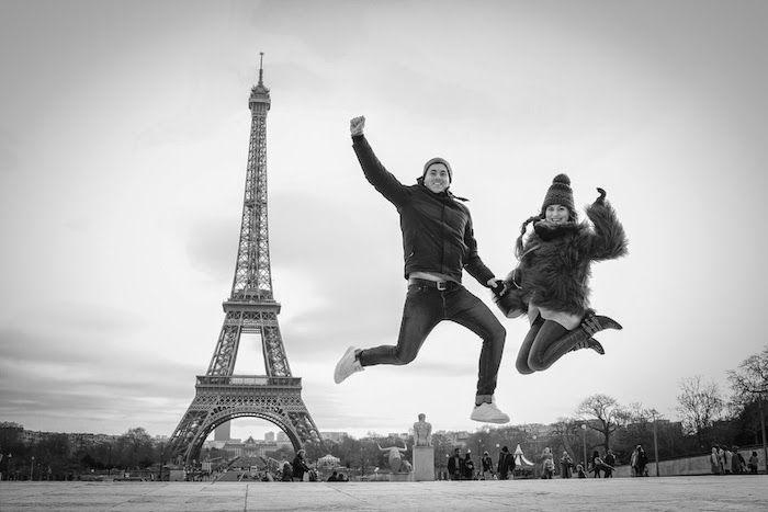 Torre Eiffel/ Tour Eiffel / The Eiffel Tower / Photography / Fotografía / Love / Amor / Amour / pareja / boyfriends /