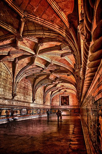 Mosteiro dos Jerónimos - Lisboa