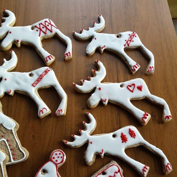 Pierniczki / Christmas/ Gingerbreads