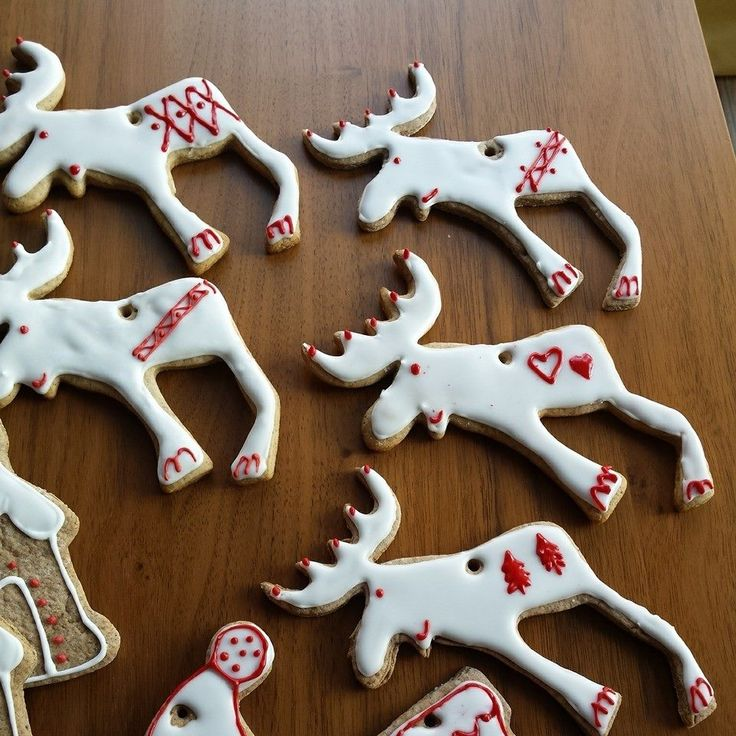 Pierniczki / Christmas/ Gingerbreads