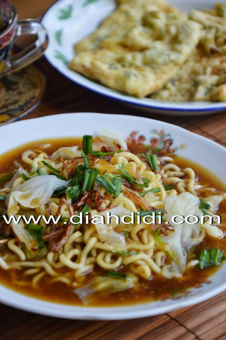Diah Didi's Kitchen: Mie Ongklok Khas Wonosobo