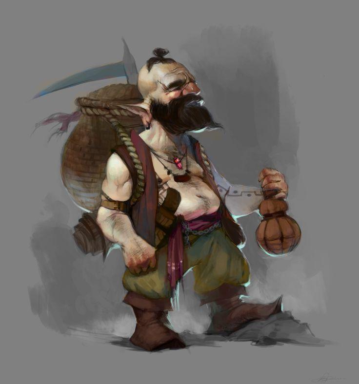 Character And Npc Design : Best d npc s gnomes images on pinterest