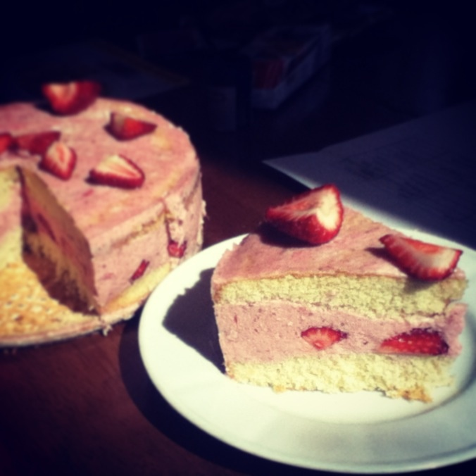strawberry mousse filling for wedding cake 50 best tealightful blessings cakes images on 20541