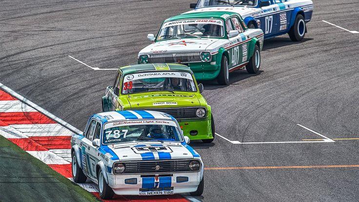 #ГАЗ24 #Волга #GAZ24 #Volga. Нафинал Moscow Classic Grand Prix приедут сто автомобилей