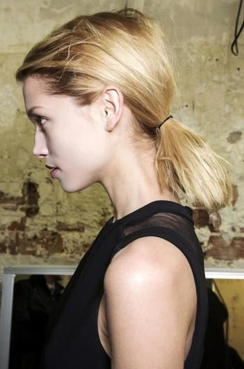 Cool Ponytail Hairstyles for Summer | Beauty High