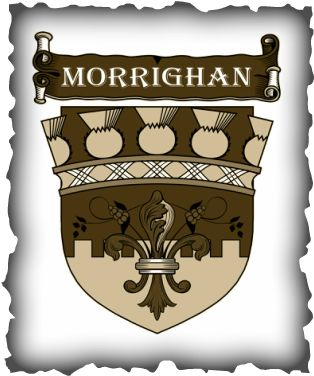 Coat of arms for the kingdom of Morrighan from the REMNANT CHRONICLES by Mary E. Pearson