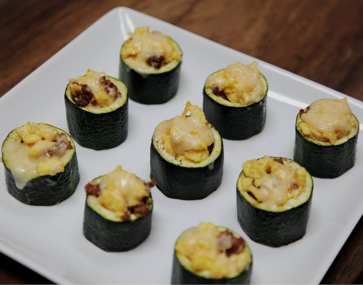 Looking for a simple backyard party appetizer? Try our Smokey Cheddar in these Smokey Zucchini Frittata Cups.   Recipe:  A fun handheld brunch idea. Makes 9 zucchini cups.  3 zucchini, about 6 inches long each Olive oil Salt and pepper 4 ounces bulk pork sausage 4 eggs Splash of milk 1 cup Face Rock Creamery Smokey Cheddar cheese, shredded  1. Make the zucchini cups. Preheat an oven to 350˚. Cut a zucchini into 1.5-inch long pieces and hollow out using a teaspoon; cut flat so that they will…
