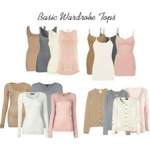 Basic Soft Summer Wardrobe Essentials