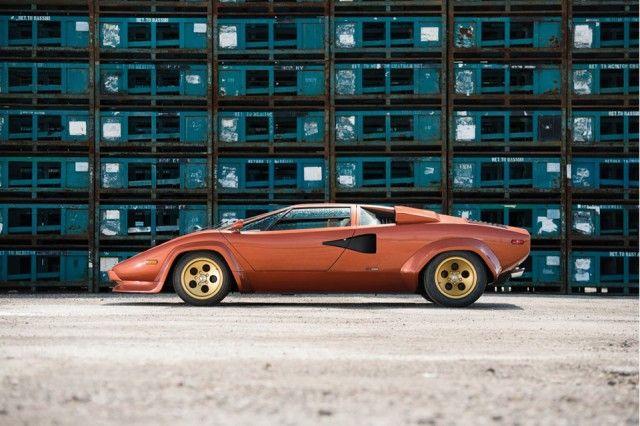 Original 1979 Lamborghini Countach for Sale / Get started on liberating your interior design at Decoraid (decoraid.com).
