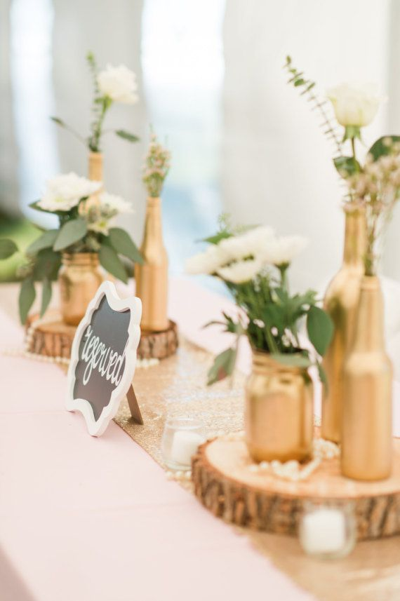 Cerveza botella centro de mesa centro de mesa boda botella de
