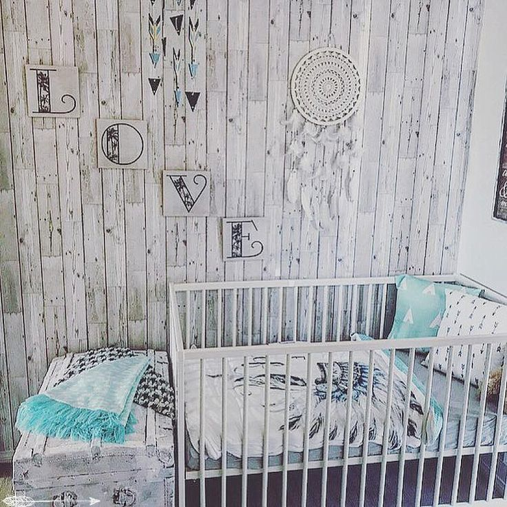 New on the Blog >> Bohemian Chic Nursery Decor & Accessories