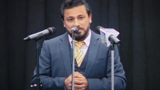 Allah Speaks For Himself - Najam Sheraz  Najam Sheraz, from Arrahman Arraheem Network in a recent visit to Pendleton Prison - Indiana USA shared his experience about getting to know the reality of Allah through his words in 1st Person Speech.