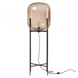 Oda Grey Floor Lamp Large   - The Conran Shop