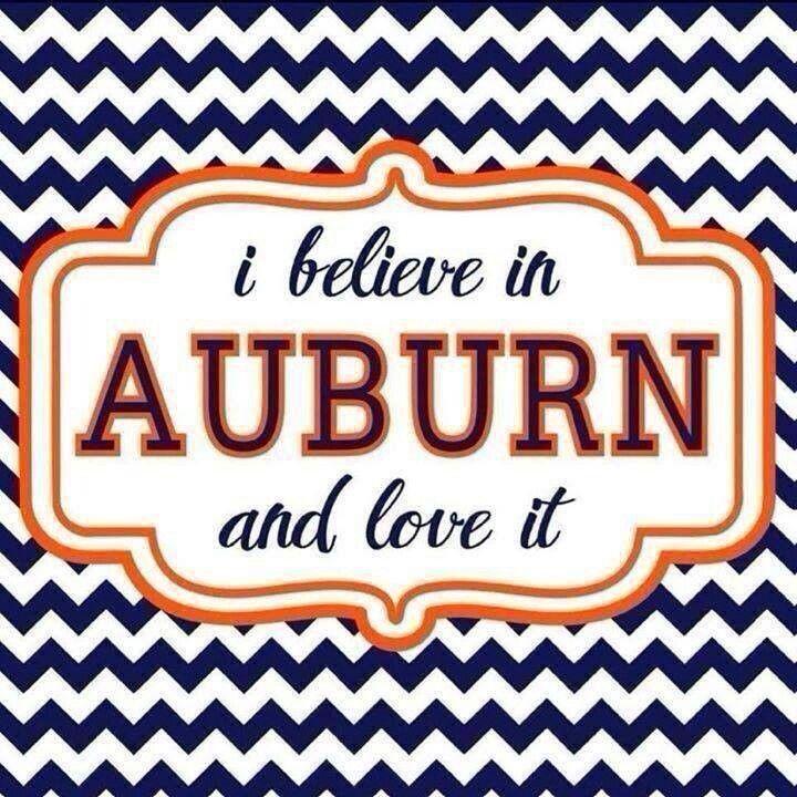 Auburn...