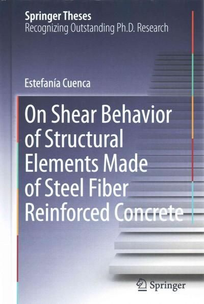 This book sheds light on the shear behavior of Fiber Reinforced Concrete (FRC) elements, presenting a thorough analysis of the most important studies in the field and highlighting their shortcomings a