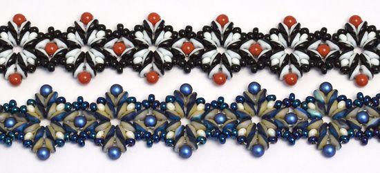 superduo duet bracelet jewellery class