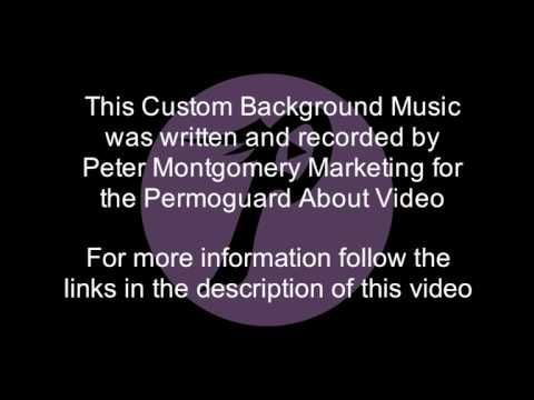 This Custom Background Music was written and recorded by Peter Montgomery Marketing for use in the Permoguard About Video  http://petermontgomerymarketing.com.au/the-about-video-we-just-made-for-permoguard/  For more information on how to get custom background music made for your business videos please visit http://petermontgomerymarketing.com.au/custom-background-music-2  or call: 0404 817 613