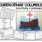 Celebrate Columbus Day with this mini pack!  Your students will create a boat craftivity and complete various printables about the famous explorer!...