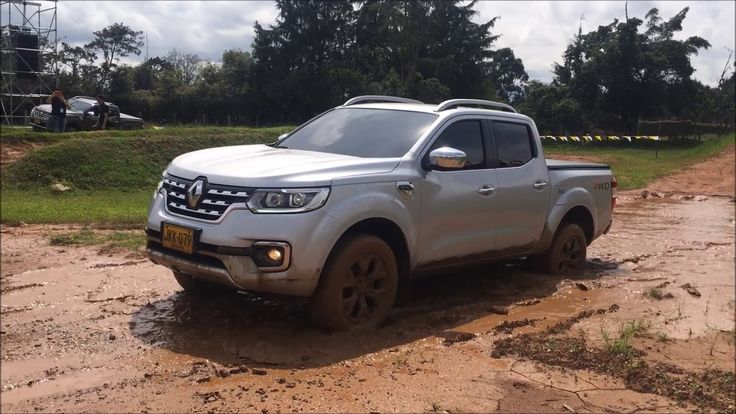Renault Alaskan 4x4 off-road - Naves 4x4
