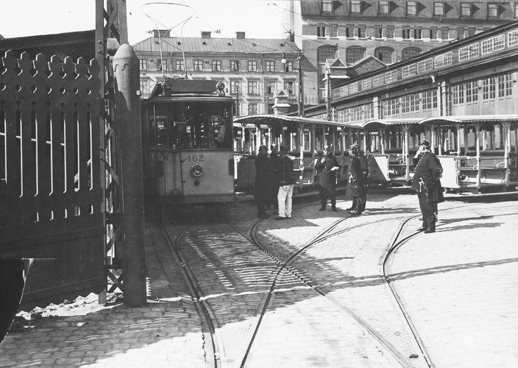 HISTORIEBLOGGEN.nu: Historiebloggen: Storstrejken i Sverige 1909