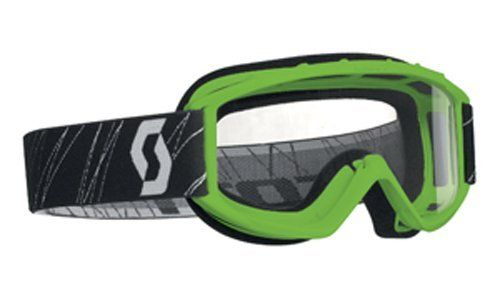 Scott Sports 89Si Youth Goggles, (Green) by Scott USA. Save 13 Off!. $21.62. 89Si lens and tearoff compatible.