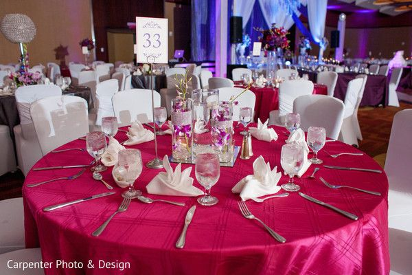 150 best mlwi reception images on pinterest indian bridal the floral and decor at the indian wedding reception junglespirit Image collections