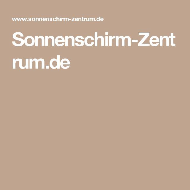 Sonnenschirm-Zentrum.de