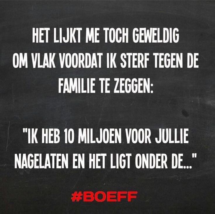 #miljoen #familie #lol #boeff