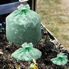 BioBag - bolsa biodegradable y compostable hecha con Mater-Bi®