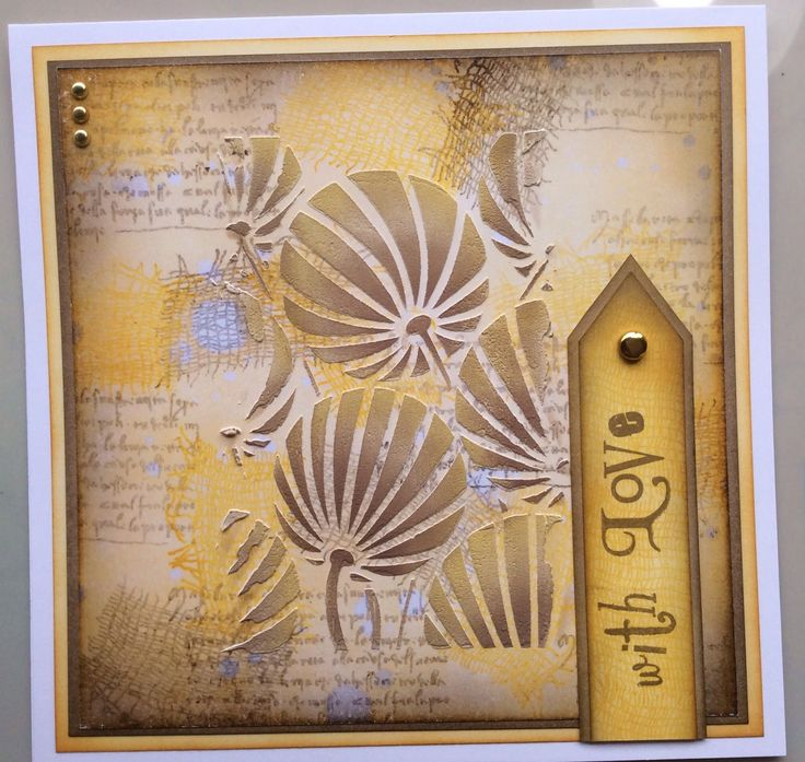 Barbara Gray's Blog. One Day at a Time.: When Journalling meets Chinese Lantern Stencil