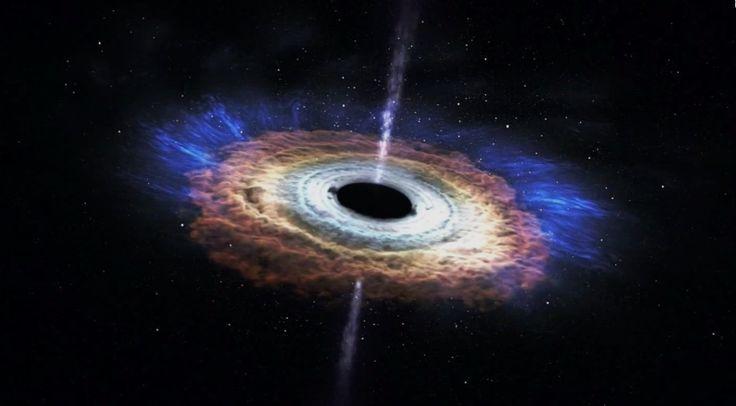 Black hole sampai sekarang menjadi sebuah misteri yang belum terpecahkan, tetapi banyak ilmuan yang mengklaim bahwa black hole sudah ditemukan keberadaannya