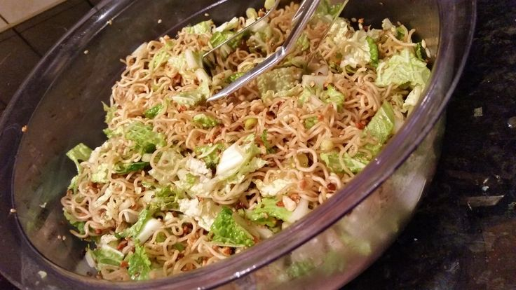 "Salat - man sagt dazu ""Friß dich dumm Salat"" 1"