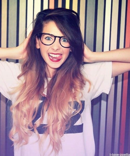 She's so amazing I love her videos and she is gorgeous with a capital G. Love you Zoella x