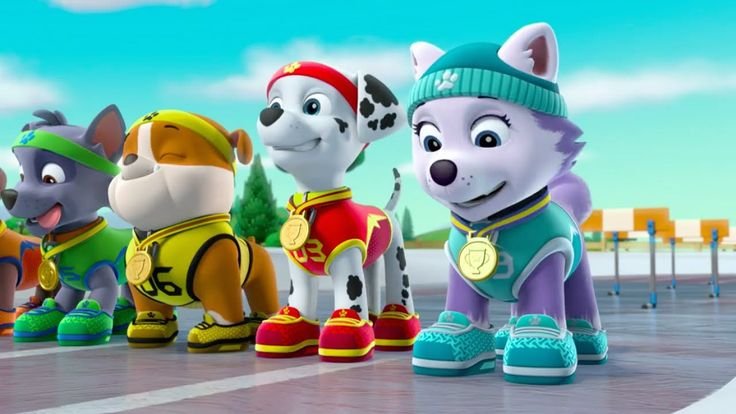 Paw Patrol & Blaze And The monster Machines & Teen Titans Full Episodes ...