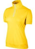 Nike Golf   Ladies Golf Shirts   Dri Fit Novelty Convert Polo