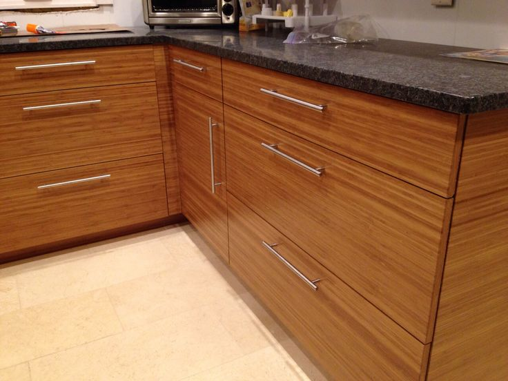 Merveilleux Bamboo Kitchen Cabinets Made By Ravenswood Custom Woodworking   Milwaukee,  WI