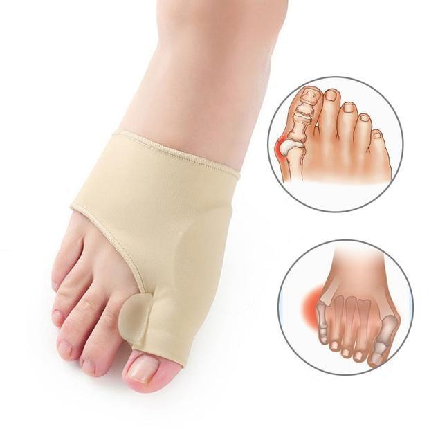 Comfy Orthopedic Bunion Corrector Sandals Seek Trendy Bunion Feet Care Pedicure Socks