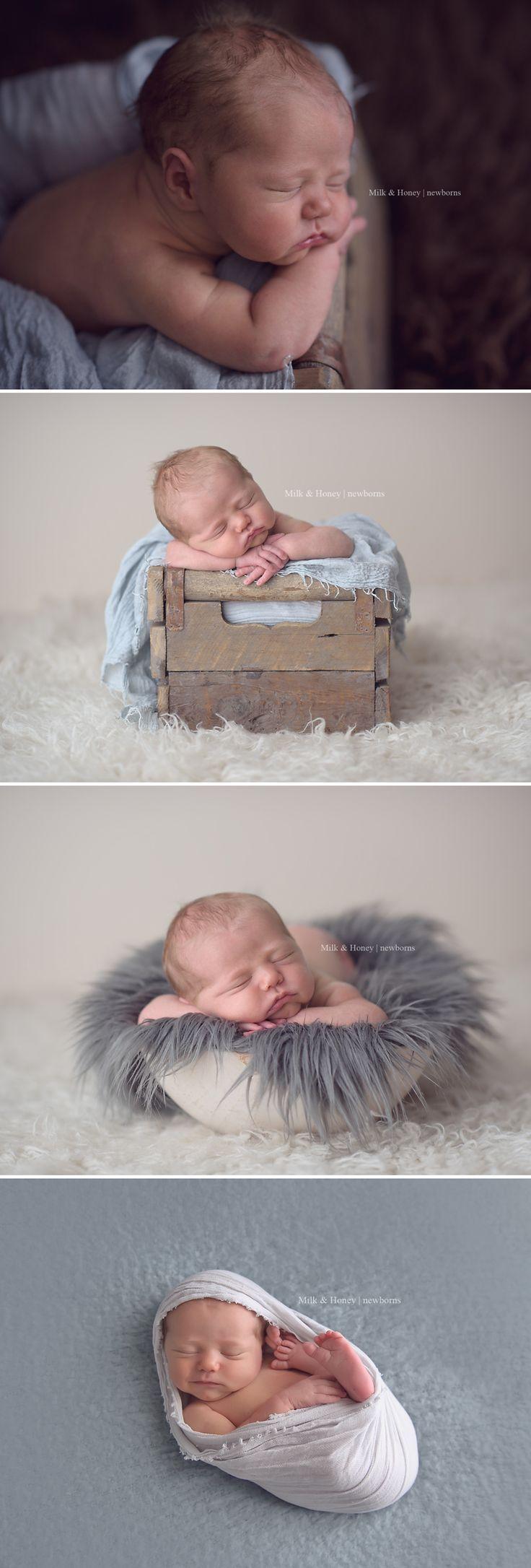 Grau- und Cremetöne für die Neugeborenen-Sitzung – milkandhoneyphoto … Like & Repin. Noelito Flow. Noel Lieder. folge meinen links www.instagram.com …