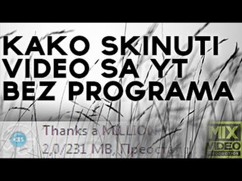 Kako skinuti video sa Youtube-a bez programa ! [HD] - http://filmovi.ritmovi.com/kako-skinuti-video-sa-youtube-a-bez-programa-hd/