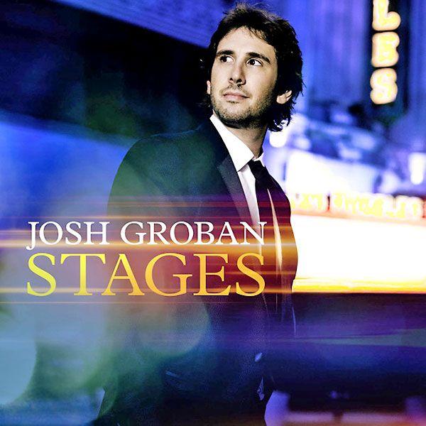 Josh Groban n'a pas le succès chez nous comme il le mériterait. L'artiste a une voix magnifique et il le prouve encore avec son nouvel opus, Stages. Un disque sur lequel Josh reprend les airs des grandes comédies musicales. Pour lancer le disque, l'artiste...