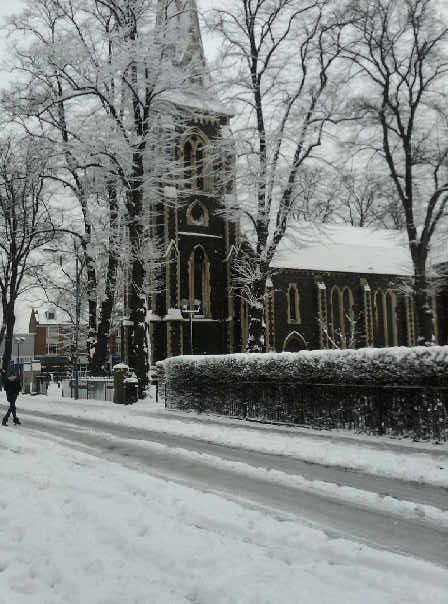Turnham Green Church, Chiswick London